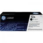 Cartucho toner p/HP lasertjet preto Q2612AB HPCX 1 UN