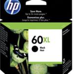 Cartucho HP 60XL preto 13,5ml CC641WB HP CX 1 UN